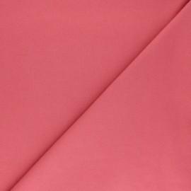 Tissu Flanelle Douceur - rose x 10cm