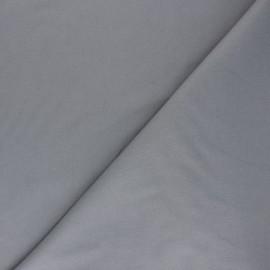 Tissu Flanelle Douceur - gris x 10cm