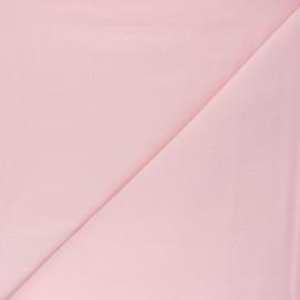 Tissu Flanelle Douceur - baby rose x 10cm