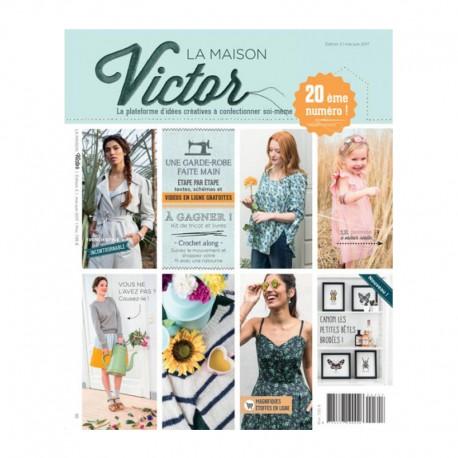 La Maison Victor Magazine - May-June 2017