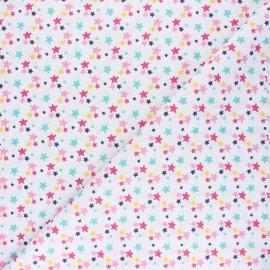 Cretonne cotton Fabric - white Luxina x 10cm