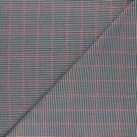 Tissu polyviscose élasthanne Vintry - rouge x 10cm
