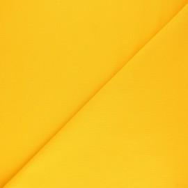 Tissu Coton uni Nuance - mimosa x 10cm