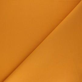 Tissu Coton uni Nuance - miel x 10cm
