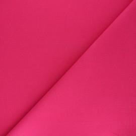 Tissu Coton uni Nuance - fuchsia x 10cm