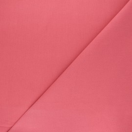 Plain cotton fabric - vine peach Nuance x 10cm