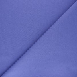 Plain cotton fabric - mauve purple Nuance x 10cm