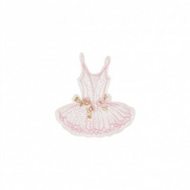 Iron-on patch Ballerine - Tutu