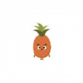 Iron-on patch Frutti - Ananas