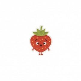 Iron-on patch Frutti - Fraise