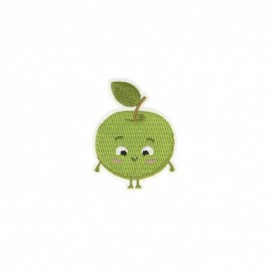 Thermocollant Frutti - Pomme