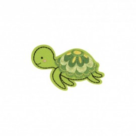 Iron-on patch Animaux feutrine - Tortue