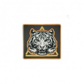 Iron-on patch Neon animals - Tigre