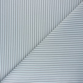 Cretonne cotton Fabric - grey Gildwin x 10cm