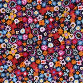 Tissu coton Dashwood Fiesta - Fleurs en folie x 10cm