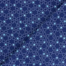 Tissu coton Dashwood Ditsies - Circles x 10cm
