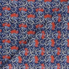 Tissu Liberty - Ylang Ylang B x 10cm