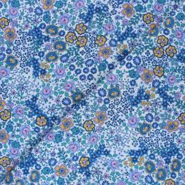 Tissu Batiste de coton Dashwood Studio Fleuri - blanc  x 10cm