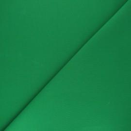 Tissu Coton uni Nuance - vert prairie x 10cm