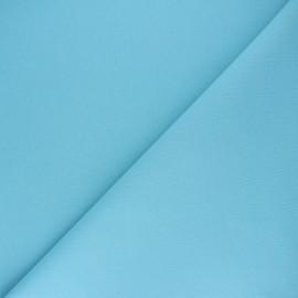Tissu Coton uni Nuance - bleu azur x 10cm