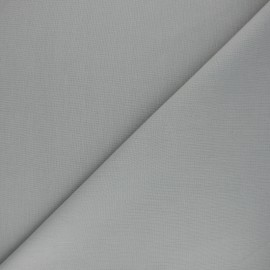 Plain cotton fabric - mouse grey Nuance x 10cm