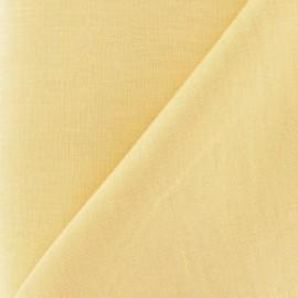Tissu lin aurore x 10cm