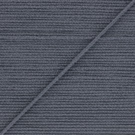 2,5 mm Facemask elastic - Grey Colorama