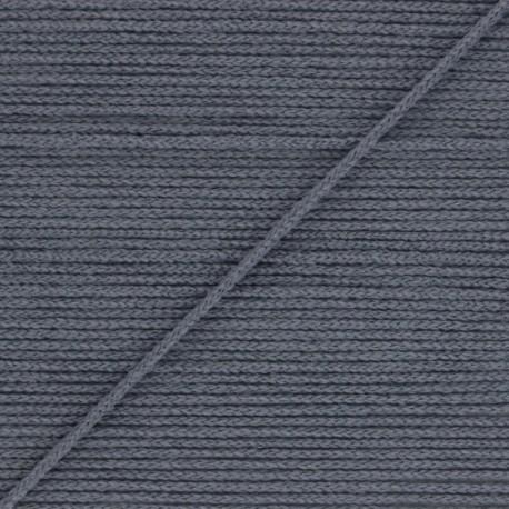 2,5 mm Facemask elastic - Grey Colorama