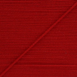 2,5 mm Facemask elastic - red Colorama