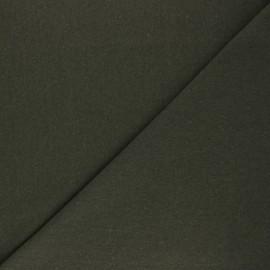 Jersey tubulaire Recyclé 1/1 - kaki x 10cm