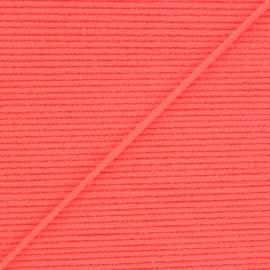 Elastique masque Colorama 2,5 mm - Rose fluo