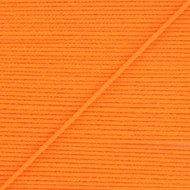 Elastique masque Colorama 2,5 mm - Orange fluo