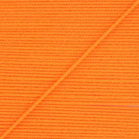 Elastique masque Colorama 2,5 mm - Orange fluo