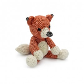 Crochet kit - Splinter the fox