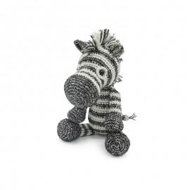 Kit à Crocheter - Dirk le zèbre