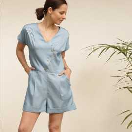 Dress/Playsuit Sewing Pattern Maison Fauve - Eclipse