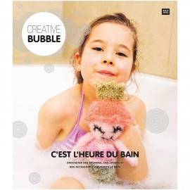"Livre ""Creative Bubble - Earthy Colours"""