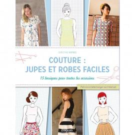 """Livre """"Couture: jupes et robes faciles"""""""