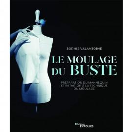 """Book """"Le moulage du buste"""""""