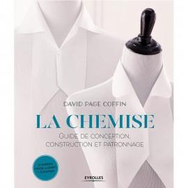 """Livre """"La chemise: guide de conception, construction et patronnage"""""""