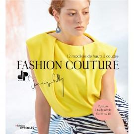 """Livre """"Fashion Couture - 12 modèles de hauts à coudre"""""""