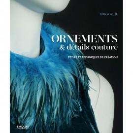"""Livre """"Ornements et détails couture"""""""