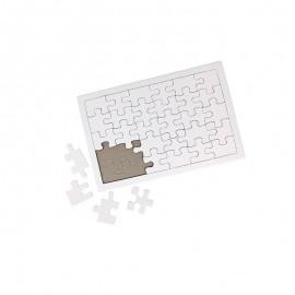 Puzzle (30 pièces) - Blanc