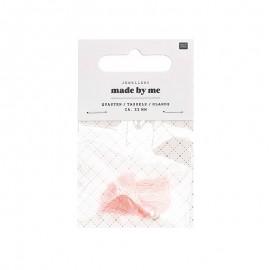 Pack of 2 tassels Rico Design - Neon Pastel