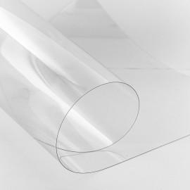 Feuille de gabarit plastique épais - 32,5x55cm