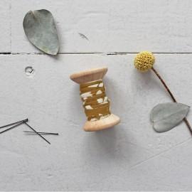 Atelier Brunette Piping Cord - Shade ochre x 1m