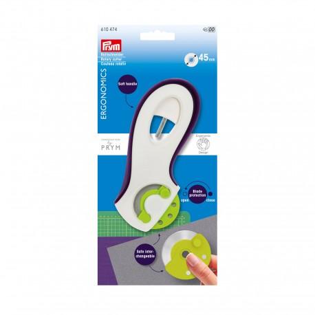 Cutter Rotatif Ergonomics 45 mm - Prym