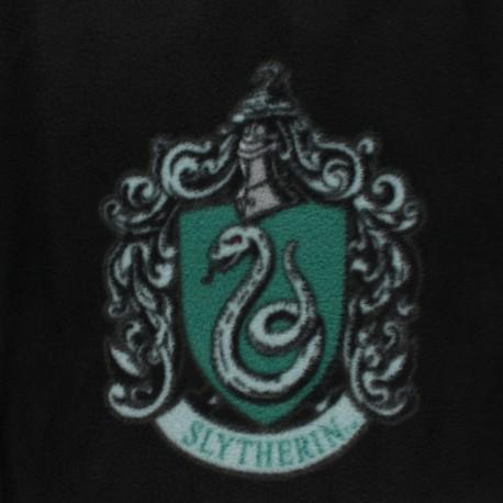 Harry Potter Fleece fabric - Hogwarts Houses x 30cm