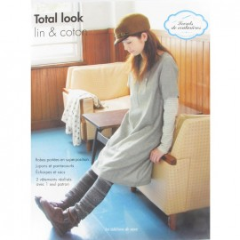 "Livre ""Total look lin & coton"""