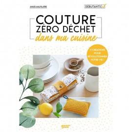 """Livre """"Couture zéro déchet dans ma cuisine"""""""